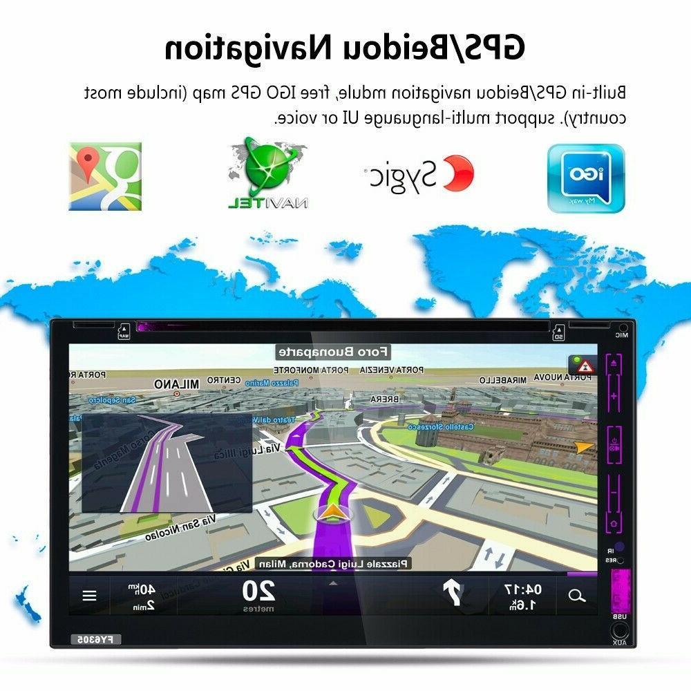 Android8.1 HD Quad Navi Player DVD