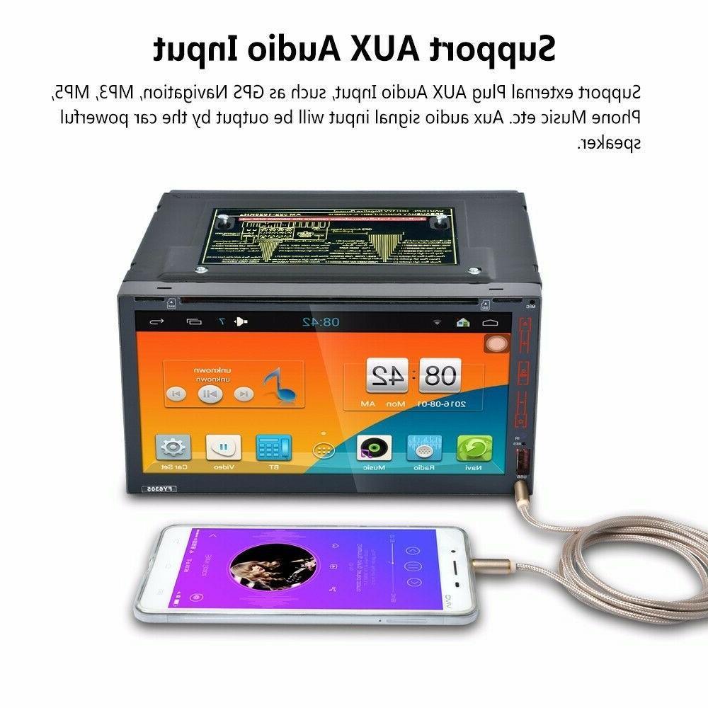 Android8.1 HD GPS Navi Stereo