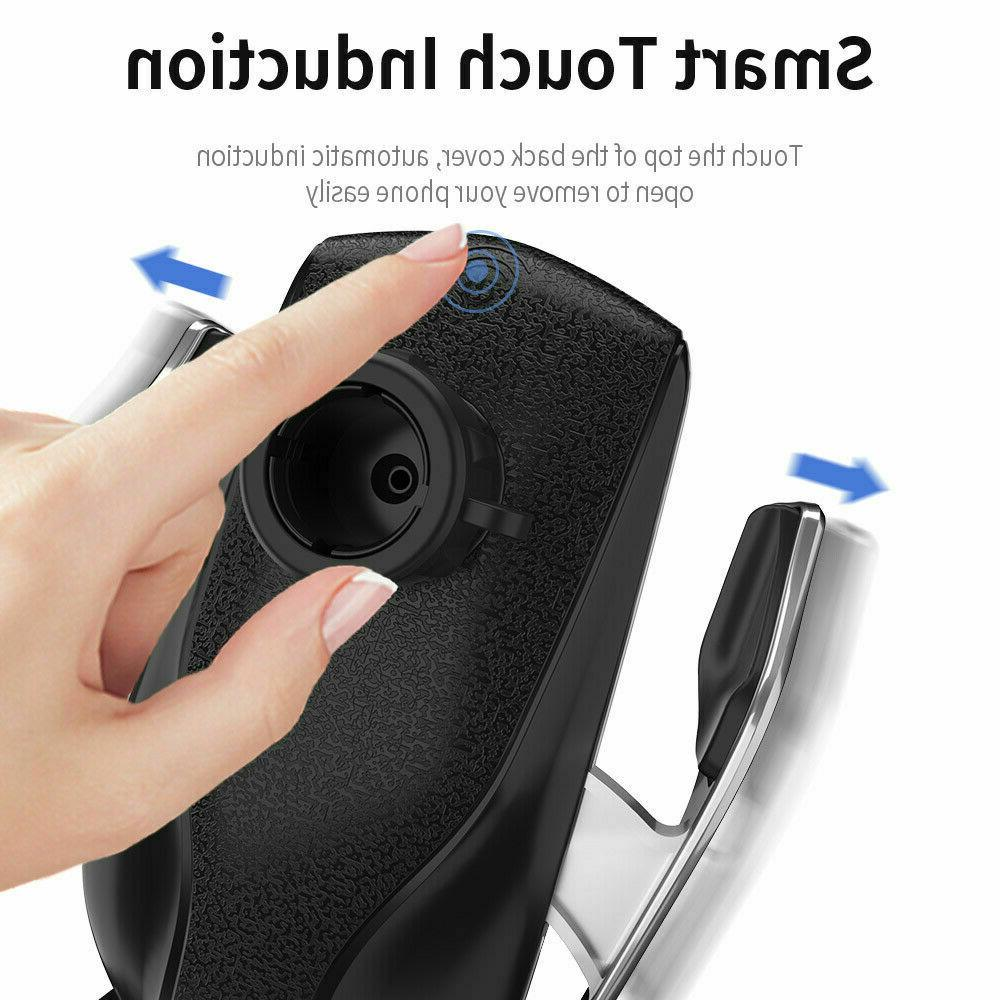 Automatic Clamping Car Charger Air