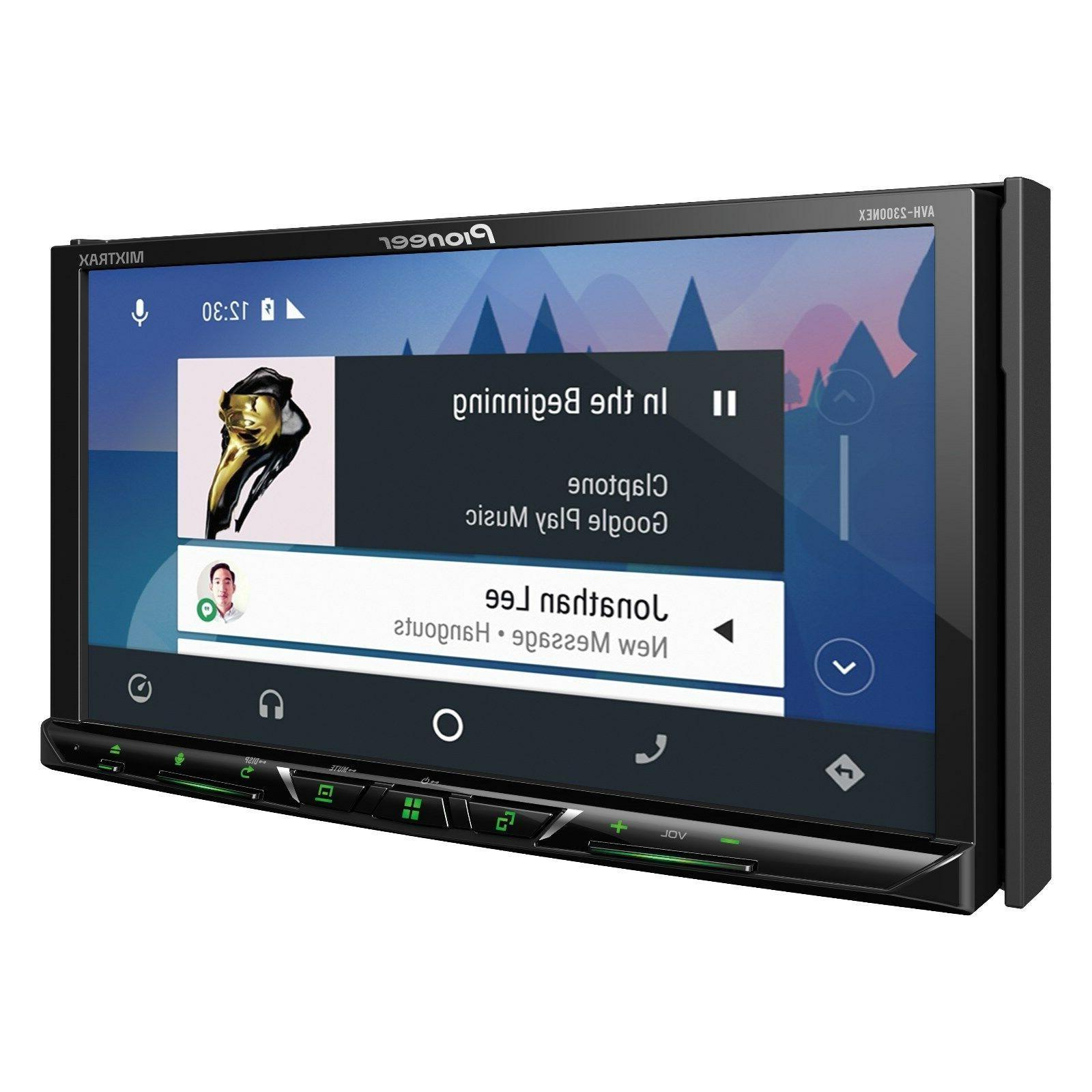 Pioneer AVH-2300NEX 2 DIN Player Android Auto CarPlay