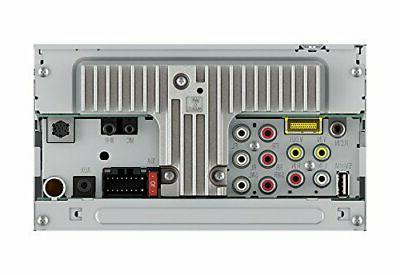 """AVH-X2800BS In-Dash DVD Receiver with 6.2"""" SiriusXM-Ready"""