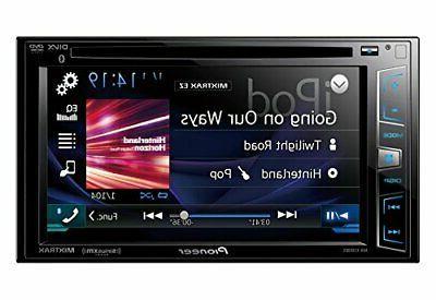avh x2800bs in dash dvd receiver