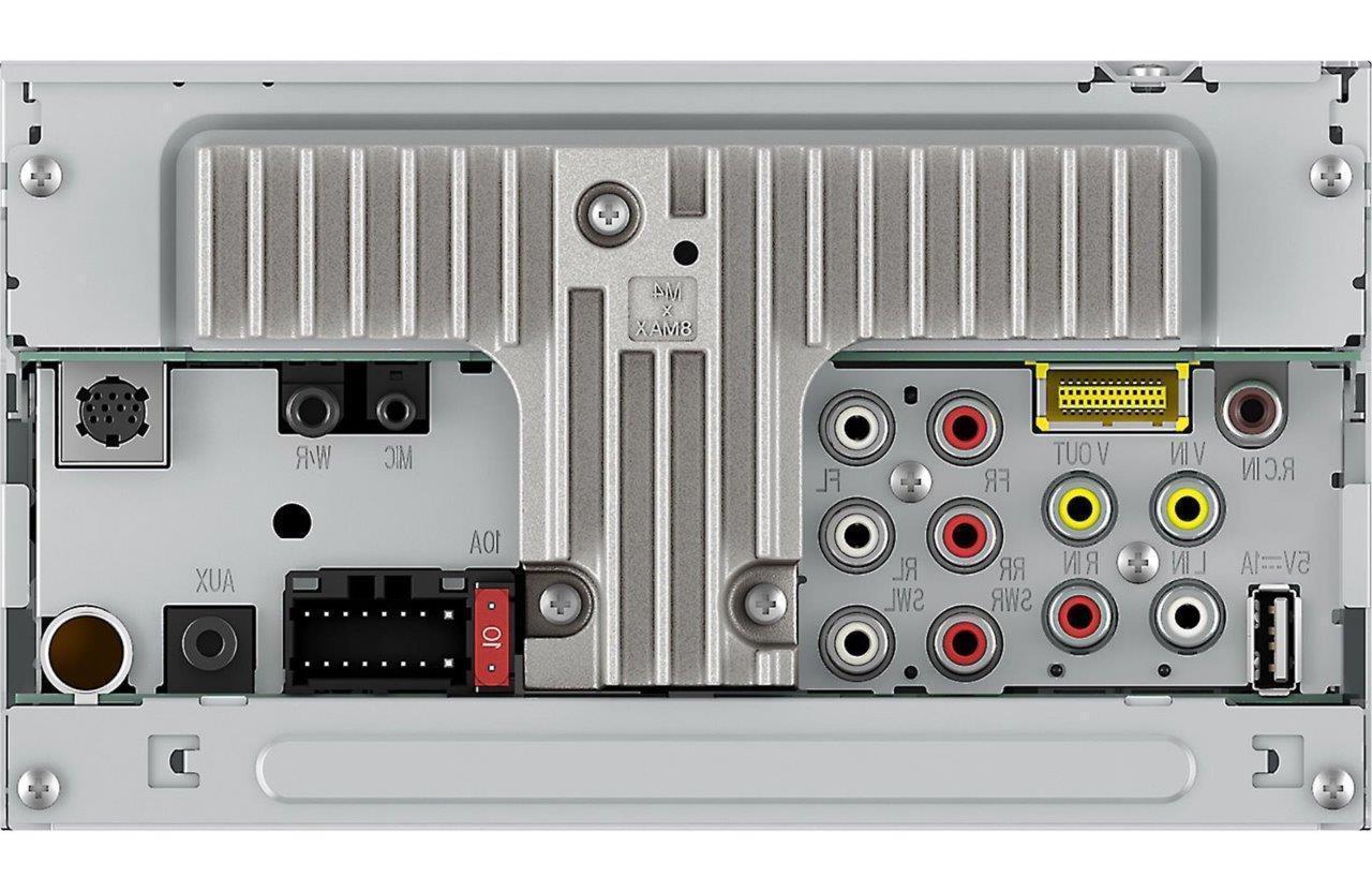 PIONEER AVH-X4800BS In-Dash Motorized Display