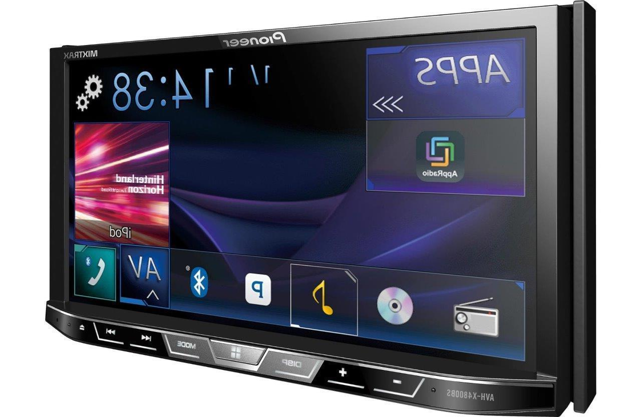 PIONEER AVH-X4800BS In-Dash DVD Receiver with Motorized