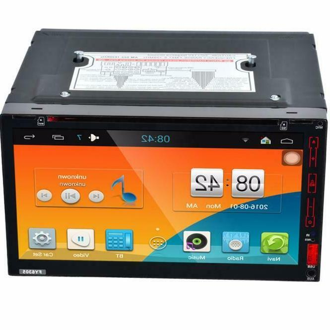 Best Car 5.1 Din With Rear Parking Camera Car DVD