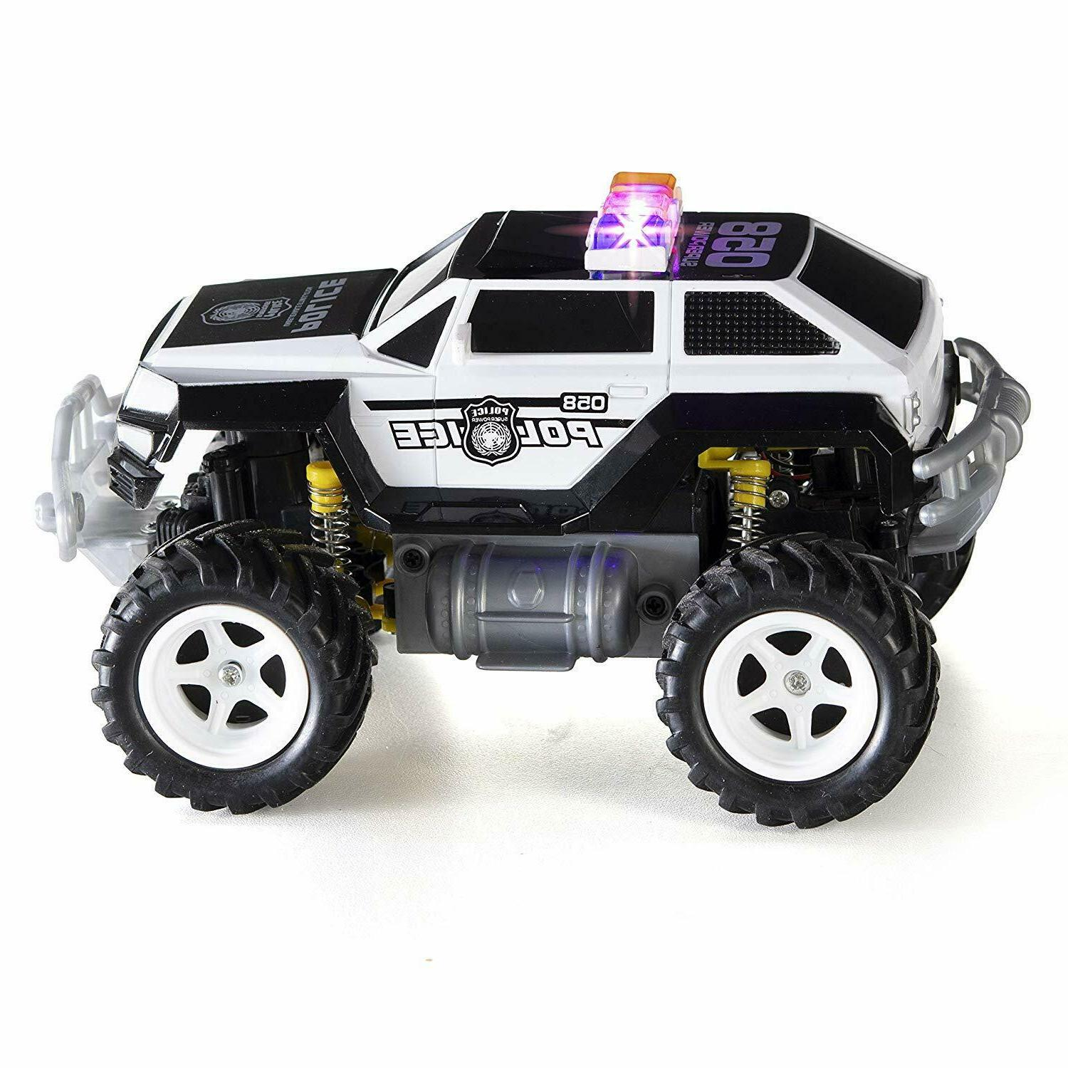 Big Sale Radio Control Police Truck with Kids Toy