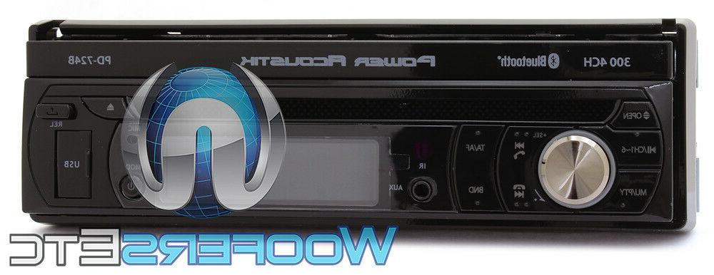 BLUETOOTH SCREEN SD IPOD AUX CAR STEREO NEW