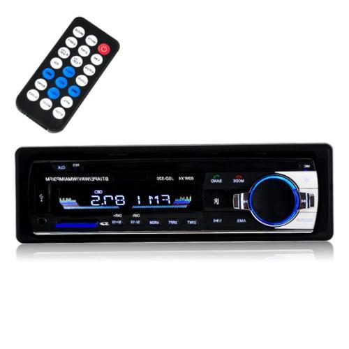 BESTREE Bluetooth Audio Receiver MP3 Player/FM Radio1 Din in