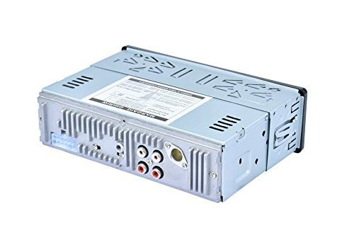 Bluetooth Car Receiver - LESHP Bluetooth Car Audio Single DIN Dash FM Receiver Radio Control