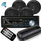 Bluetooth Car Stereo Receivers Marine Audio Kit Radio & Wate