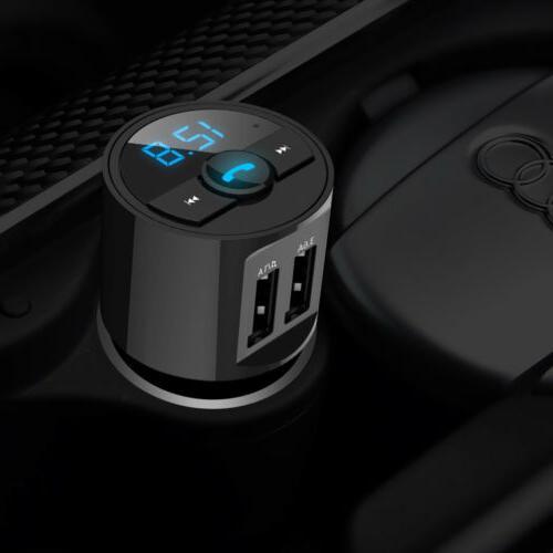 Bluetooth Car USB FM