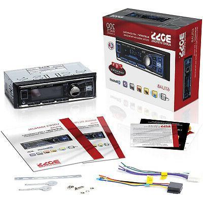 Boss 611UAB USB/SD AUX Radio Stereo