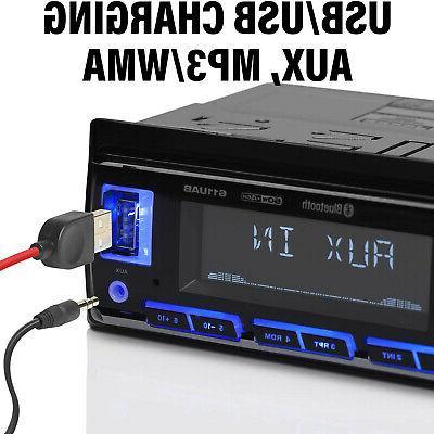 Boss USB/SD AUX Radio Receiver