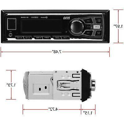 Boss 611UAB USB/SD Radio Receiver