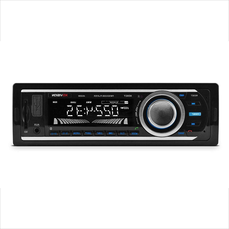 FM Stereo Receiver USB SD Card