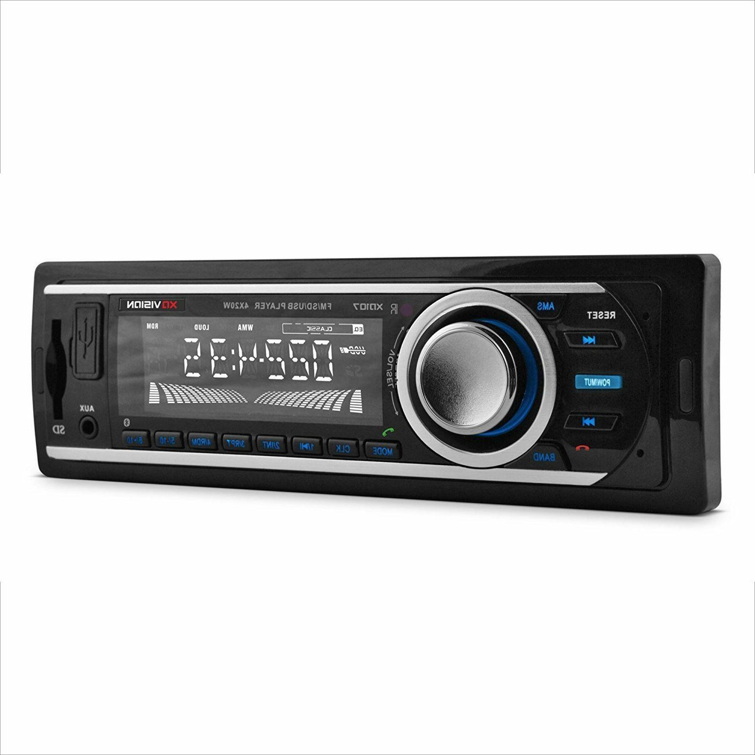 FM MP3 Stereo Receiver with USB