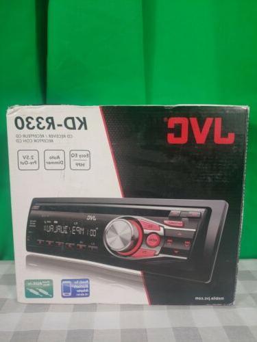 brand new kd r330 cd player mp3