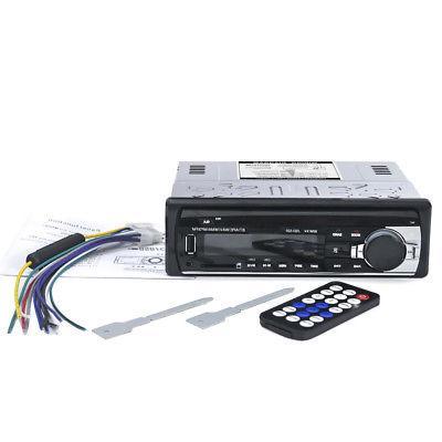 BT Car Stereo Radio Audio Port
