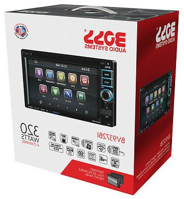 BOSS AUDIO SYSTEMS BV9372BI Bluetooth Enabled Double-DIN In-