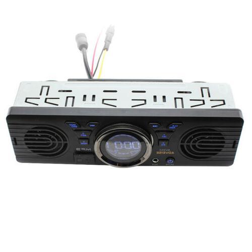 Car Audio Dash Input SD USB