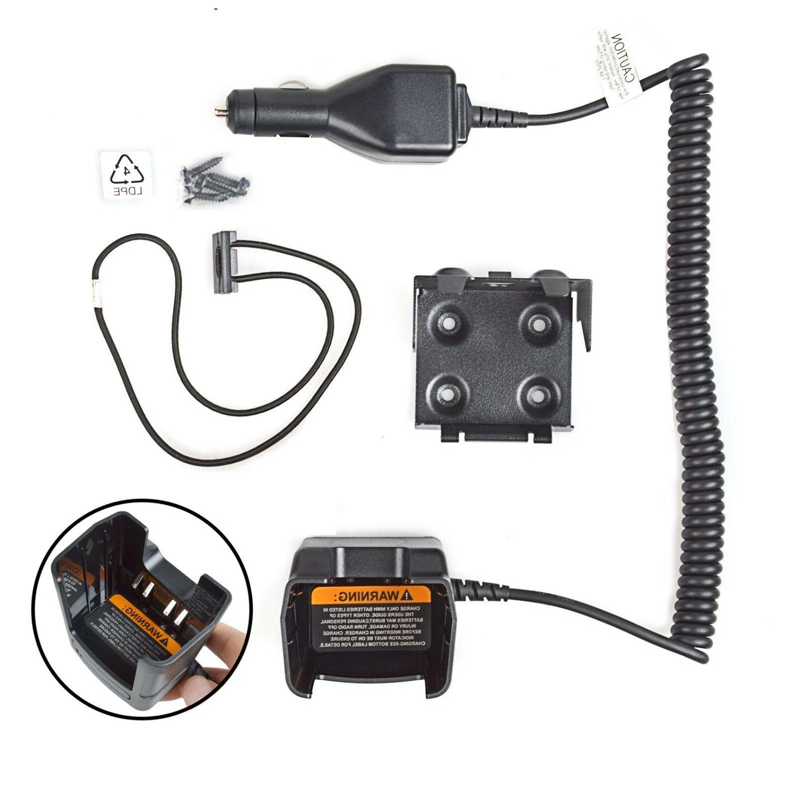 1-pk Rapid Charger For Motorola Radio HT750 HT1250 GP328 GP340 GP380 GP338 110V