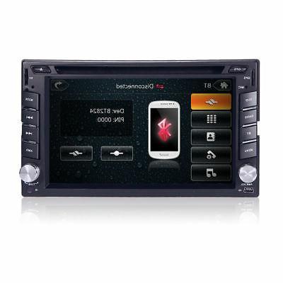Car In Dash GPS FM+Bluetooth+Radio