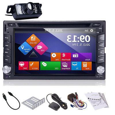 Car In GPS Navigation+Map FM+Bluetooth+Radio