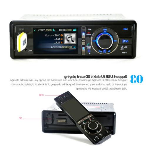 Car Stereo CD DVD MP3