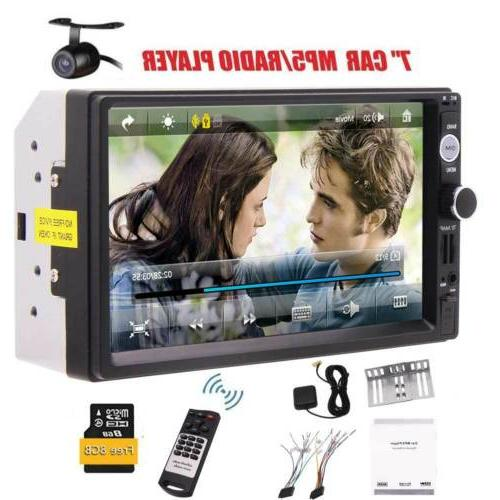Car Stereo GPS DVD player Double