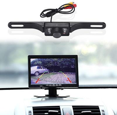 CMOS Car Rear View Backup Camera Parking Reverse Back Up Cam