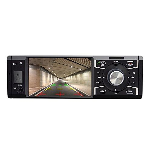 4.1 Inch with Single Car Car Audio 1080P Video Support USB