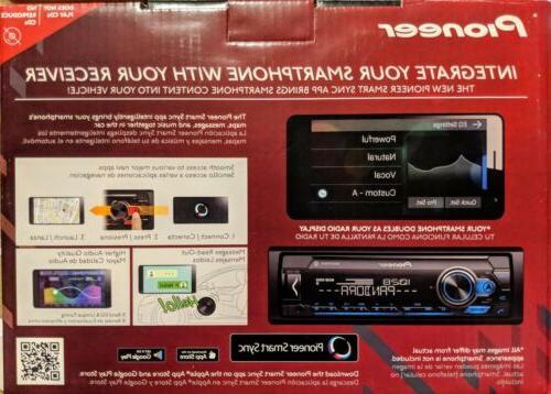 Pioneer MVH-S310BT Digital Media Receiver And