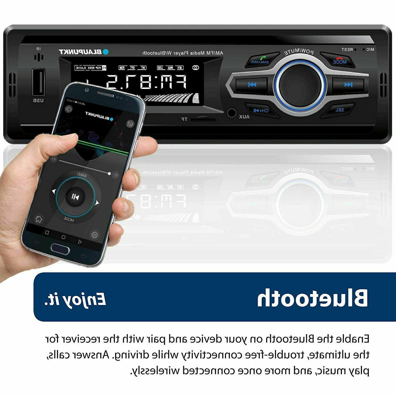 Blaupunkt Car Receiver USB Audio