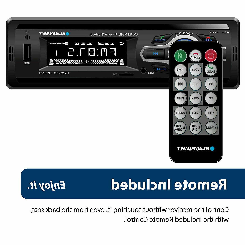 Blaupunkt Stereo Media Receiver USB Audio Bluetooth