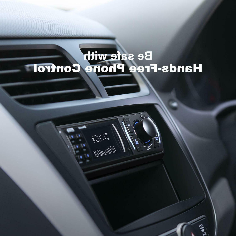 BOSS 616UAB Stereo Bluetooth, Aux-in, No AM/FM Radio