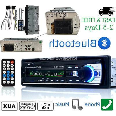 Car Stereo Radio In-dash FM
