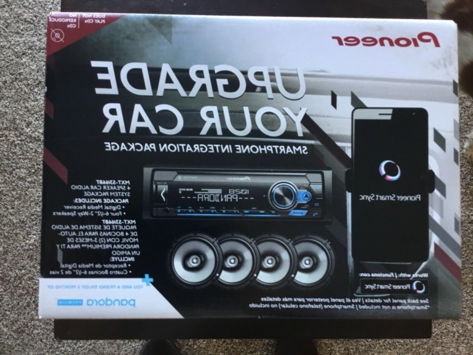 car stereo radio digital media receiver