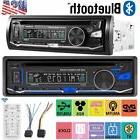 Car Stereo Radio DVD CD Bluetooth In-dash Head Unit Player F