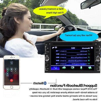 2 Radio DVD MP5 Player Touchscreen USB +