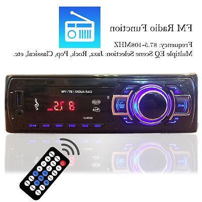 Radio IN 1 DIN