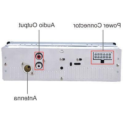 Car Radio Bluetooth IN 1 DIN