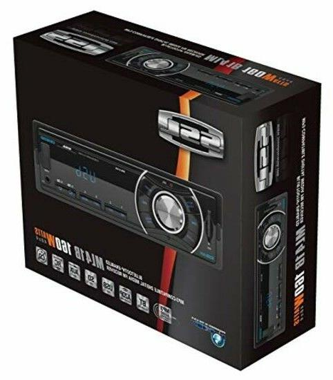 Car Single MP3 USB/SD/AUX/FM Receiver