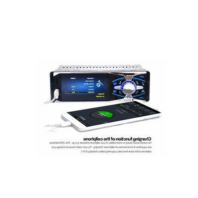 Car TFT Remote Control Audio Rear Camera Video Player