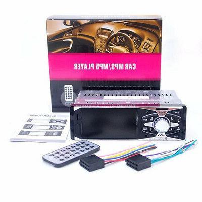 Car TFT Screen Remote Control Rear Camera Player
