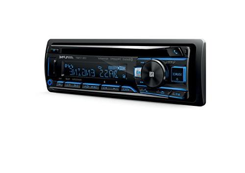 Alpine Single-DIN Car & Auxiliary