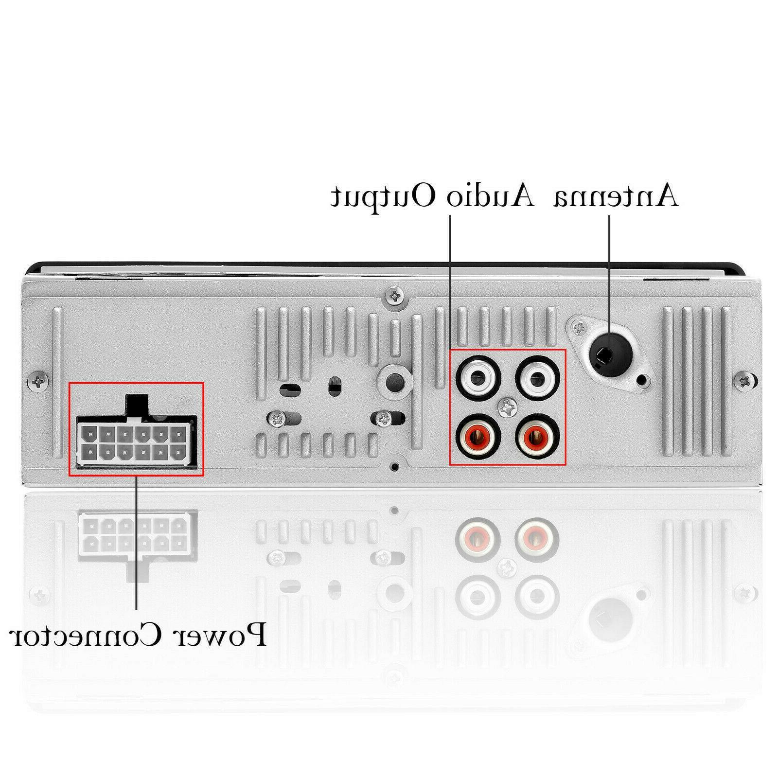 Bluetooth Car Receiver Radio
