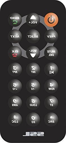 Sound DDML28B Receiver MP3 / Radio , Panel