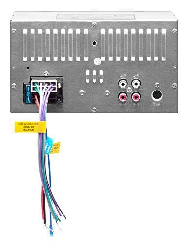 Sound DDML28B Car Receiver - / MP3 USB, AM/FM Radio Panel