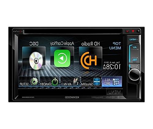 Kenwood DDX6902S 6.2eXcelon Multimedia Receiver With CarPlay