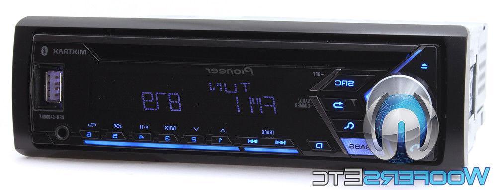 PIONEER DEH-S4000BT CD USB BAND RADIO